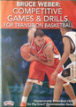 Competitive Games & Drills For Basketball by Bruce Weber Instructional Basketball Coaching Video