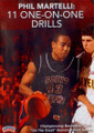 11 One-on-one Drills by Phil Martelli Instructional Basketball Coaching Video