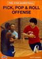 Pick, Pop And Roll Offense by Scott Adubato Instructional Basketball Coaching Video