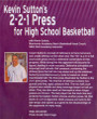 (Rental)-2--2--1 Press For High School Basketball