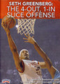 Seth Greenberg: The 4--out, I --in Slice by Seth Greenberg Instructional Basketball Coaching Video