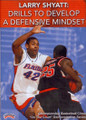 Drills To Develop A Defensive Mindset by Larry Shyatt Instructional Basketball Coaching Video