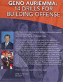 (Rental)-14 Drills For Building Offense