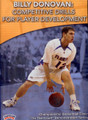 Competitive Drills For Player Development by Billy Donovan Instructional Basketball Coaching Video