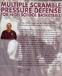 (Rental)-Multiple Scramble Pressure Defense For High School