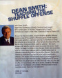 (Rental)-Dean Smith: Teaching The Shuffle Offense