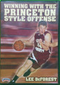 How To Win With The Princeton Style by Lee Deforest Instructional Basketball Coaching Video