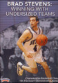 Winning With Undersized Teams by Brad Stevens Instructional Basketball Coaching Video