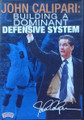 Building A Dominant Defensive System by John Calipari Instructional Basketball Coaching Video