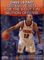 Offensive Sets For The 4--out 1--in Motion Offense by Dave Leitao Instructional Basketball Coaching Video