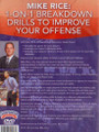 (Rental)-Mike Rice: 1--on--1 Breakdown Drills To Improve Your Offense