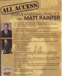 (Rental)-All Access: Matt Painter
