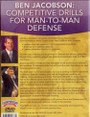 (Rental)-Competitive Drills For Man--to--man Defense