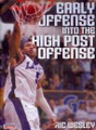 Early Offense Ino The High Post Offense by Ric Wesley Instructional Basketball Coaching Video