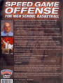 (Rental)-Speed Game Offense For High School Basketball