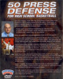 (Rental)-50 Press Defense For High School Basketball