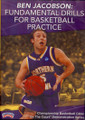 Fundamental Drills For Basketball Practice by Ben Jacobson Instructional Basketball Coaching Video