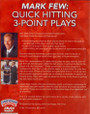 (Rental)-Mark Few: Quick Hitting 3--point Plays