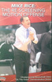 Re--screening Motion Offense by Mike Rice Instructional Basketball Coaching Video
