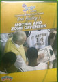 Motion And Zone Offenses by Bob Hurley Instructional Basketball Coaching Video