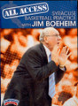 All Access: Jim Boeheim Disc 1 by Jim Boeheim Instructional Basketball Coaching Video