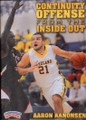 Continuity Offense From The Inside Out (aanonsen) by Aaron Aanonsen Instructional Basketball Coaching Video