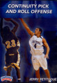 Continuity Pick & Roll Offense by Jerry Petitgoue Instructional Basketball Coaching Video