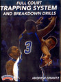 Full Court Trapping System by Andrew Grantz Instructional Basketball Coaching Video