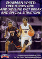 Free Throw Line Break by Sharman White Instructional Basketball Coaching Video