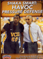 Shaka Smart: Havoc Pressure Defense Dvd by Shaka Smart Instructional Basketball Coaching Video
