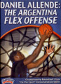 The Argentina Flex Offense by Daniel Allende Instructional Basketball Coaching Video