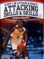 Attack & React Offense Drills & Skills by Andrew Grantz Instructional Basketball Coaching Video