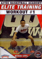 Aztec Basketball: Workout #1 by Myron Epps Instructional Basketball Coaching Video