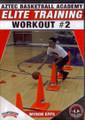 Aztec Basketball: Workout #2 by Myron Epps Instructional Basketball Coaching Video