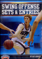 Swing Offense Sets & Entries by Ryan Looney Instructional Basketball Coaching Video