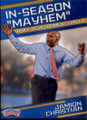 "In-season ""mayhem"" Skill Development Drills by Jamion Christian Instructional Basketball Coaching Video"