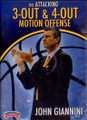 The Attacking 3 Out & 4 Out Motion Offense by John Giannini Instructional Basketball Coaching Video
