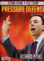 Establishing A Full Court Pressure Defense by Richard Pitino Instructional Basketball Coaching Video