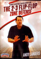 2-3 Flip Flop Zone Defense by Andy Landers Instructional Basketball Coaching Video