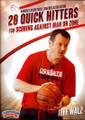 20 Quick Hitters For Scoring Against Man Or Zone by Jeff Walz Instructional Basketball Coaching Video
