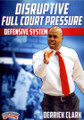 Disruptive Full Court Pressure Defensive System by Derrick Clark Instructional Basketball Coaching Video