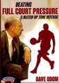 Beating Full Court Pressure & Match-up Zone Defense by Dave Odom Instructional Basketball Coaching Video