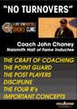 John Chaney No Turnovers video.