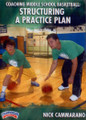 (Rental)-COACHING MIDDLE SCHOOL BASKETBALL: STRUCTURING A PRACTICE PLAN (CAMMARANO)