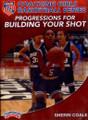 Aau Girls: Progressions For Building Your Shot by Sherri Coale Instructional Basketball Coaching Video
