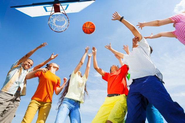 Preparing Your Child for Their First Basketball Season