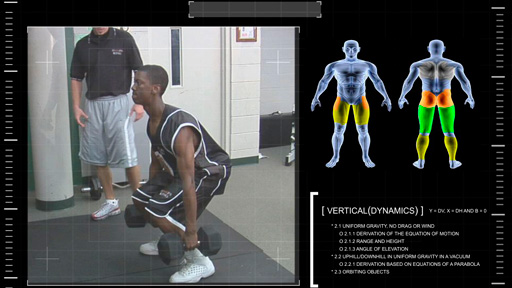 Strength Training to Improve Vertical Jump