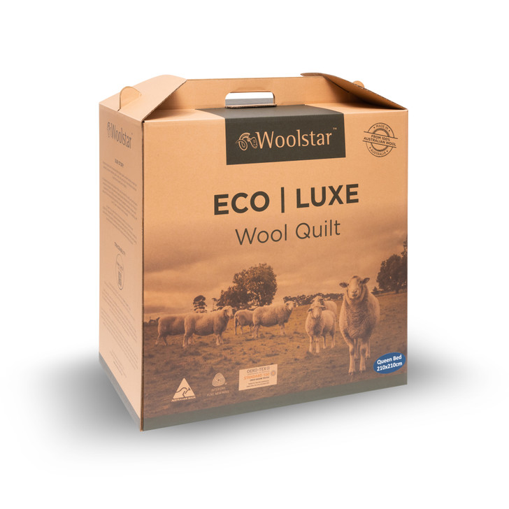Eco - Wool Quilt