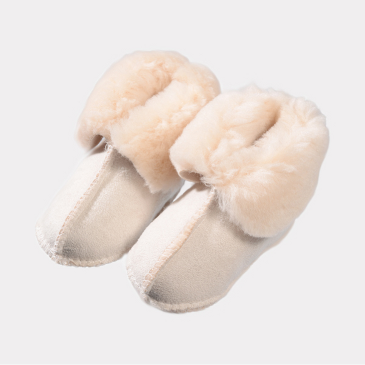 Merino Wool Slipper
