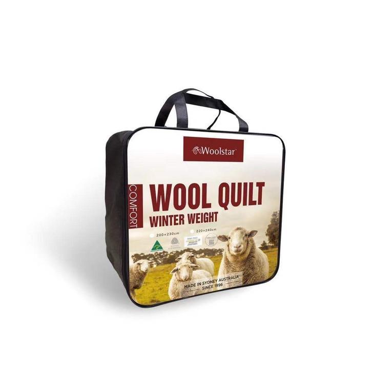 Comfort - Winter Wool Quilt